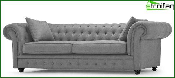 Soft set (classic sofa) - 2