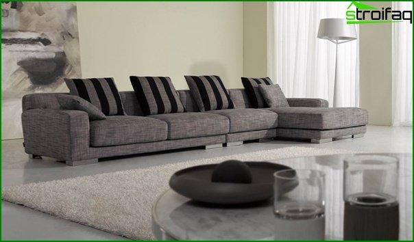 Soft set (corner sofa) - 1