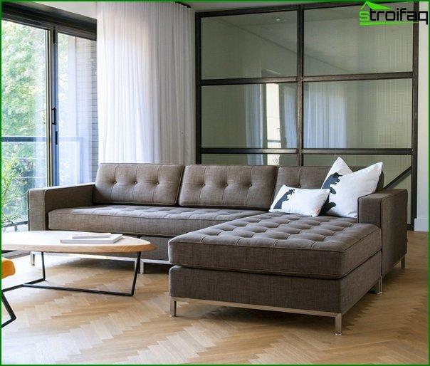 Soft set (corner sofa) - 2