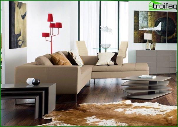 Soft set (corner sofa) - 3