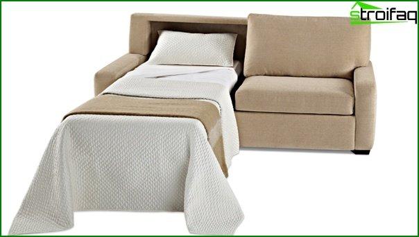 Soft set (sofa bed) - 1