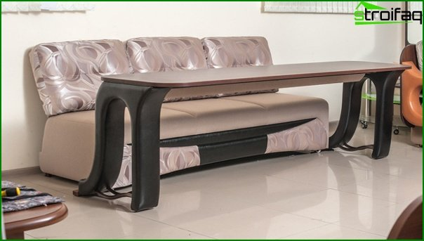 Soft set (transforming sofa) - 1