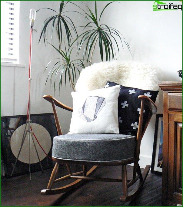 Soft set (rocking chair) - 1