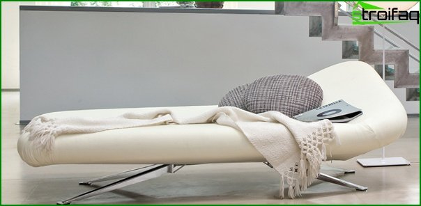 Upholstered furniture (couch) - 1