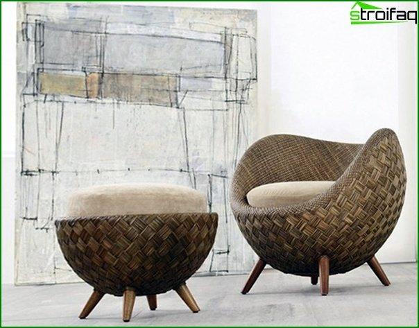 Upholstered furniture (fashion trends) - 1