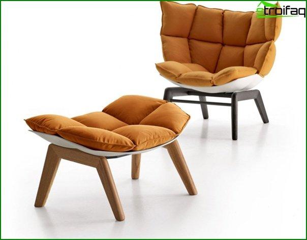 Upholstered furniture (fashion trends) - 3