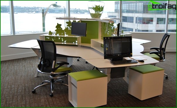 Muebles de oficina - 1