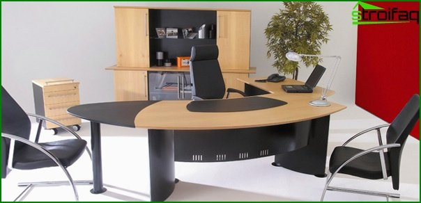 Office furniture (for the head) - 1