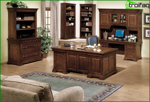 Office furniture (for the head) - 3