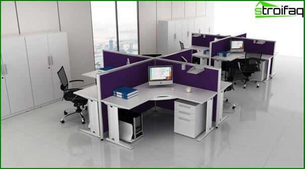 Muebles de oficina (para personal) - 1
