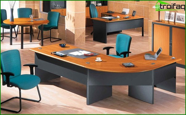 Office furniture (for staff) - 3