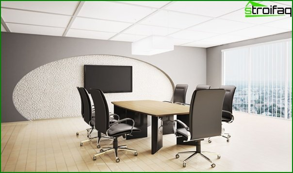 Office furniture (for staff) - 4