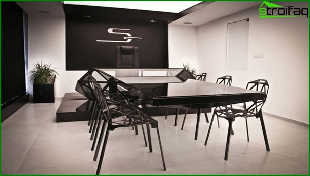 Office furniture (for staff) - 5