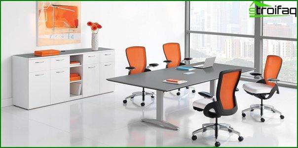 Muebles de oficina (para sala de reuniones) - 1