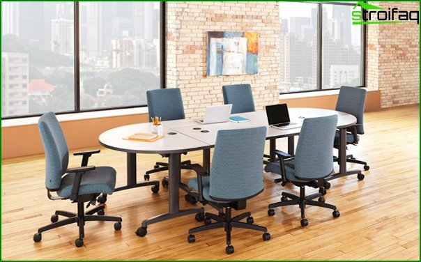 Office furniture (for meeting room) - 3