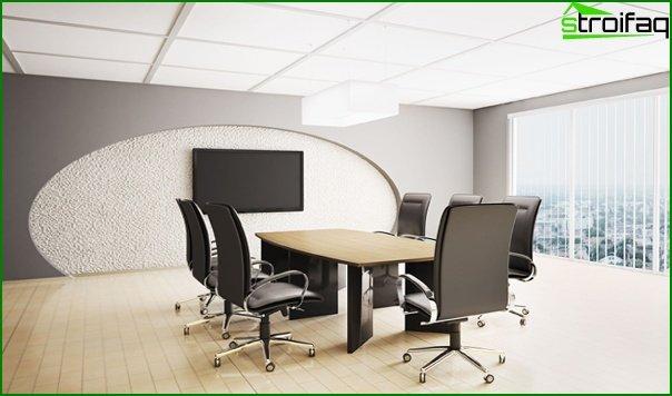 Muebles de oficina (para sala de reuniones) - 4