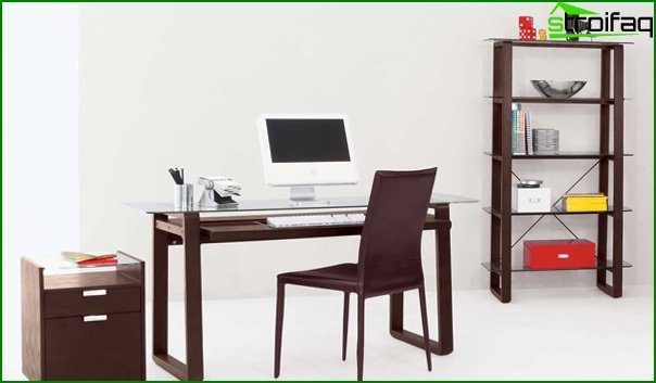 Office furniture (table for staff) - 2