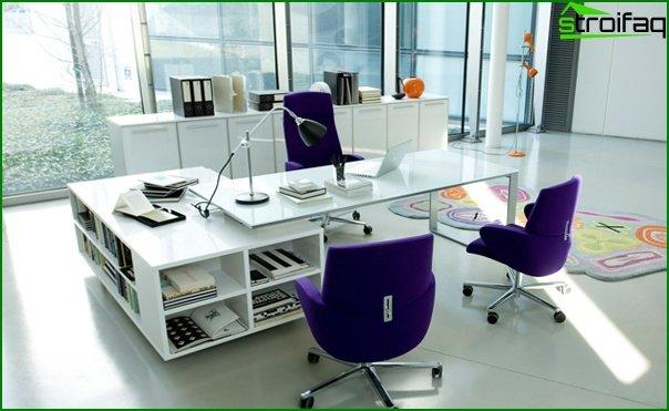 Muebles de oficina (mesa para el personal) - 4