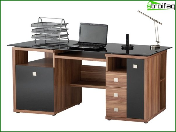 Office furniture (table for staff) - 5