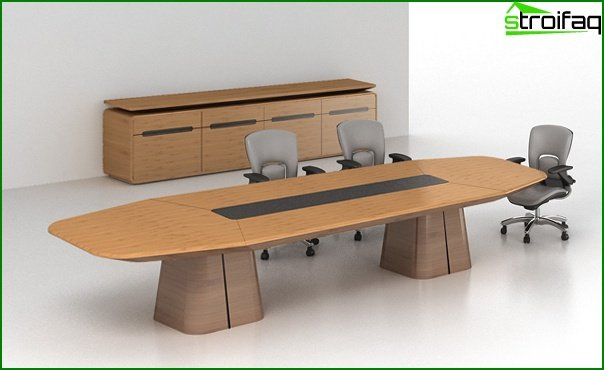 Muebles de oficina (mesa de reuniones) - 3