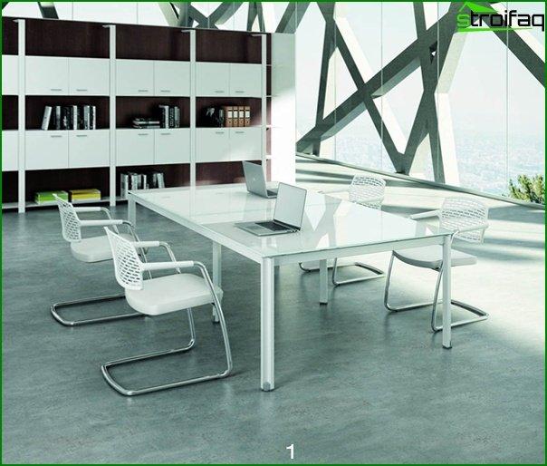 Muebles de oficina (mesa de reuniones) - 4