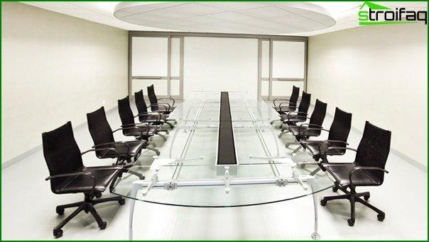 Muebles de oficina (mesa de reuniones) - 5