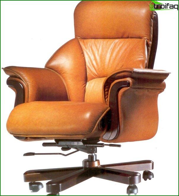 Muebles de oficina (sillas de oficina) - 3