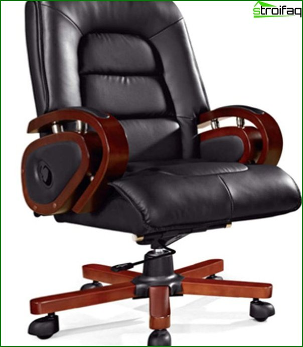 Muebles de oficina (sillas de oficina) - 4