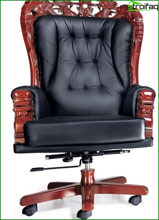 Muebles de oficina (sillas de oficina) - 5