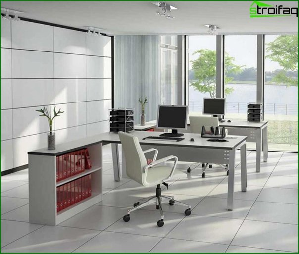 Muebles de oficina (sillas de oficina) - 1