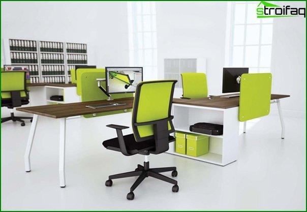 Muebles de oficina (sillas de oficina) - 2