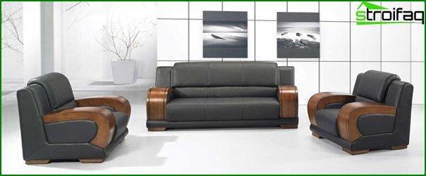 Office furniture (office sofas) - 1