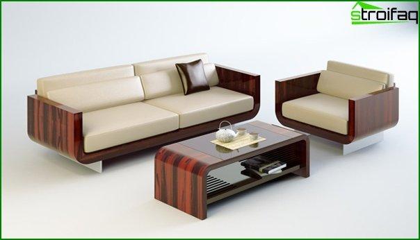 Muebles de oficina (sofás de oficina) - 3