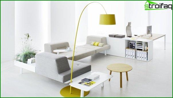 Muebles de oficina (sofás de oficina) - 5