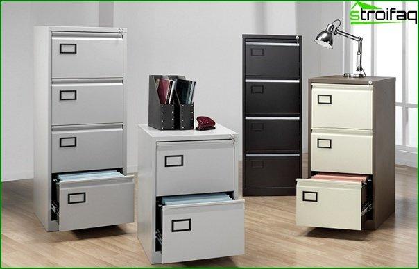 Muebles de oficina (archivadores) - 1