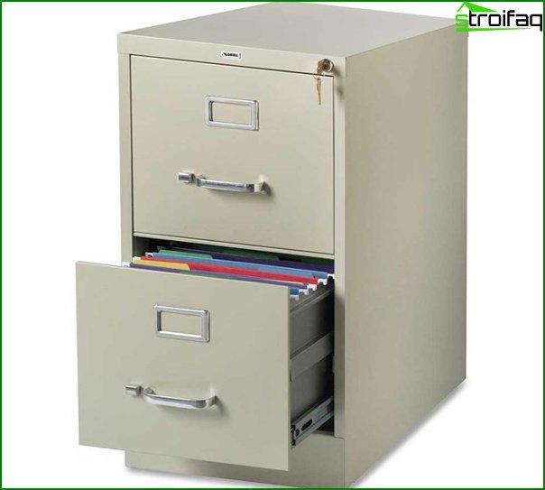 Muebles de oficina (archivadores) - 2