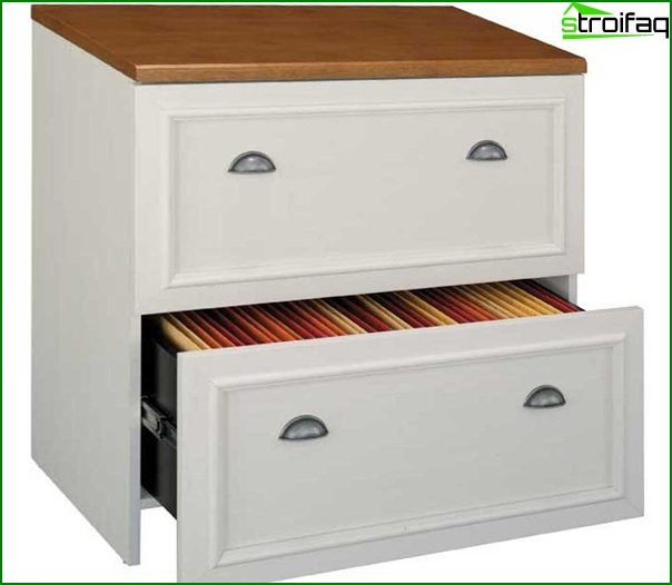Office furniture (file cabinets) - 3