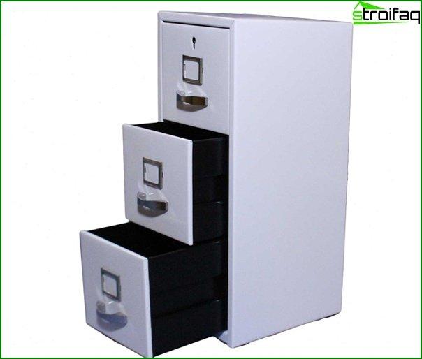 Muebles de oficina (archivadores) - 4