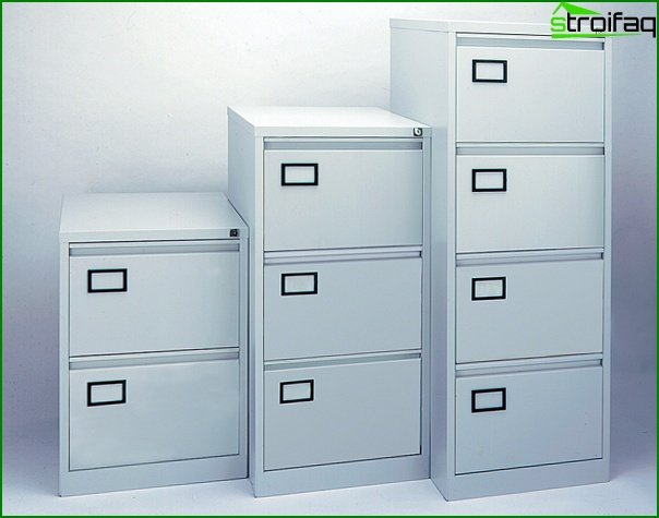 Office furniture (file cabinets) - 5