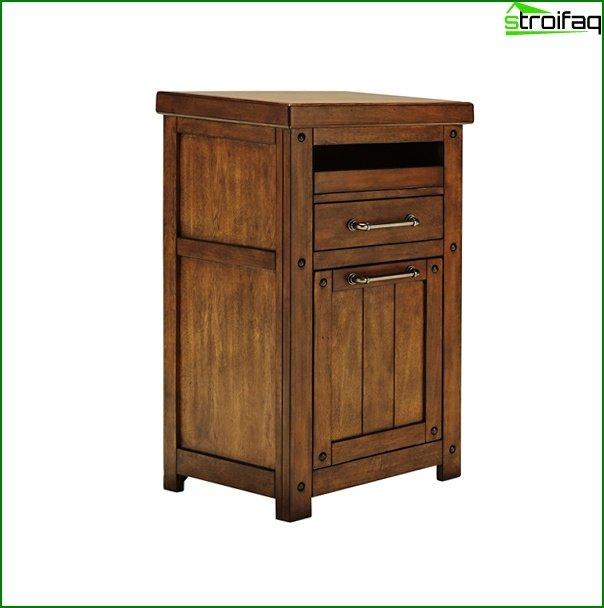Muebles de oficina (mesas auxiliares) - 3