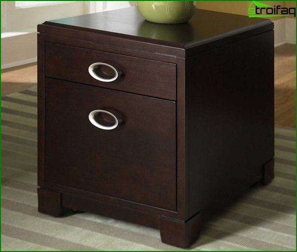 Office furniture (side tables) - 4