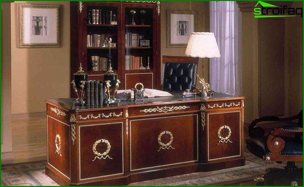 Muebles de oficina (clásico) - 1