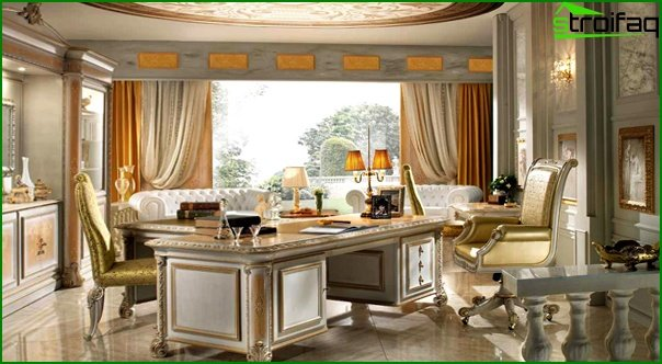 Office furniture (classic) - 2