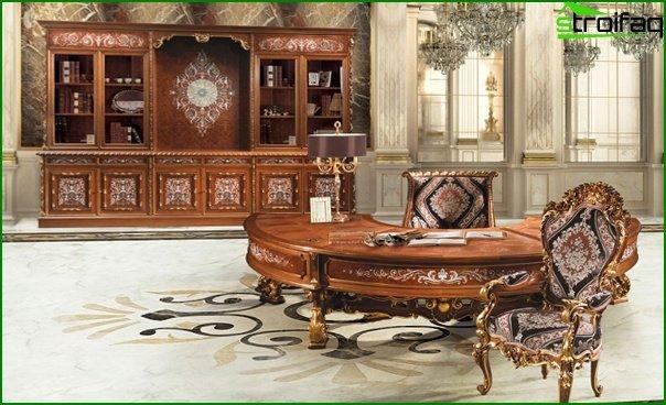 Muebles de oficina (clásico) - 3