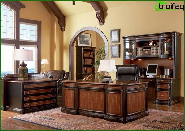 Muebles de oficina (clásico) - 4
