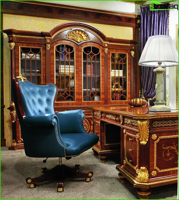 Muebles de oficina (clásico) - 5