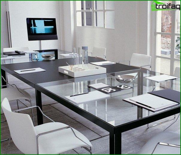 Office furniture (minimalism) - 5