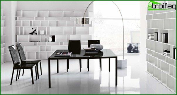 Muebles de oficina (alta tecnología) - 1