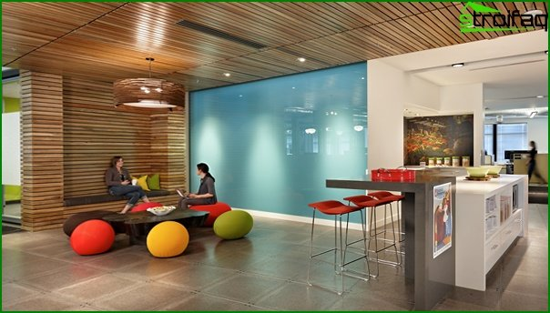 Office furniture (hi-tech) - 3