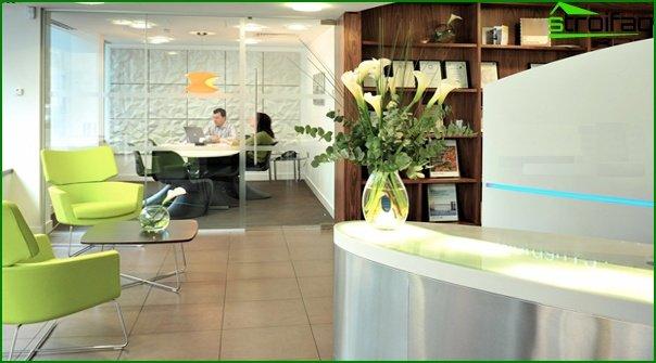 Office furniture (hi-tech) - 4